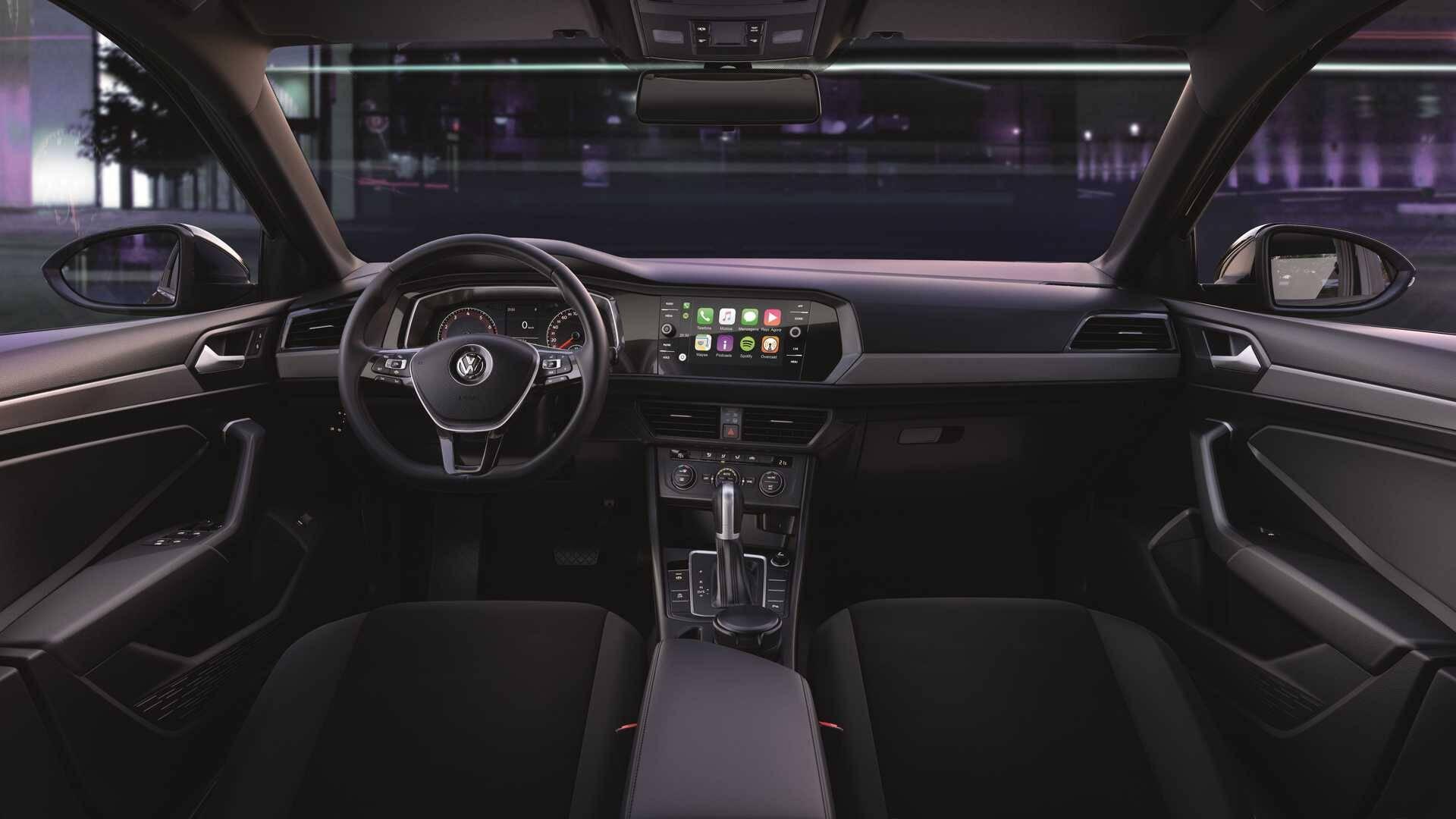Volkswagen Jetta 250 TSi. Foto: Divulgação