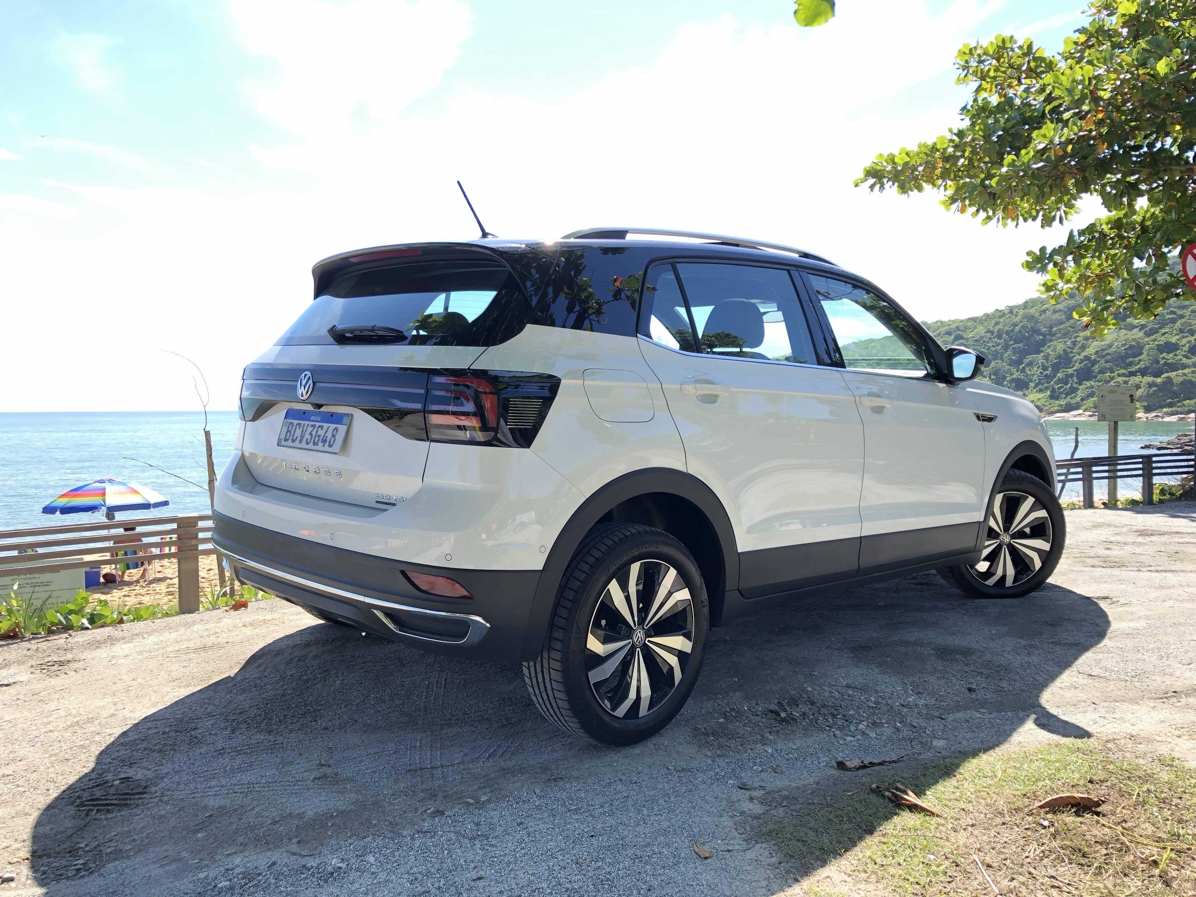 VW T-Cross 2019. Foto: Cauê Lira/iG Carros