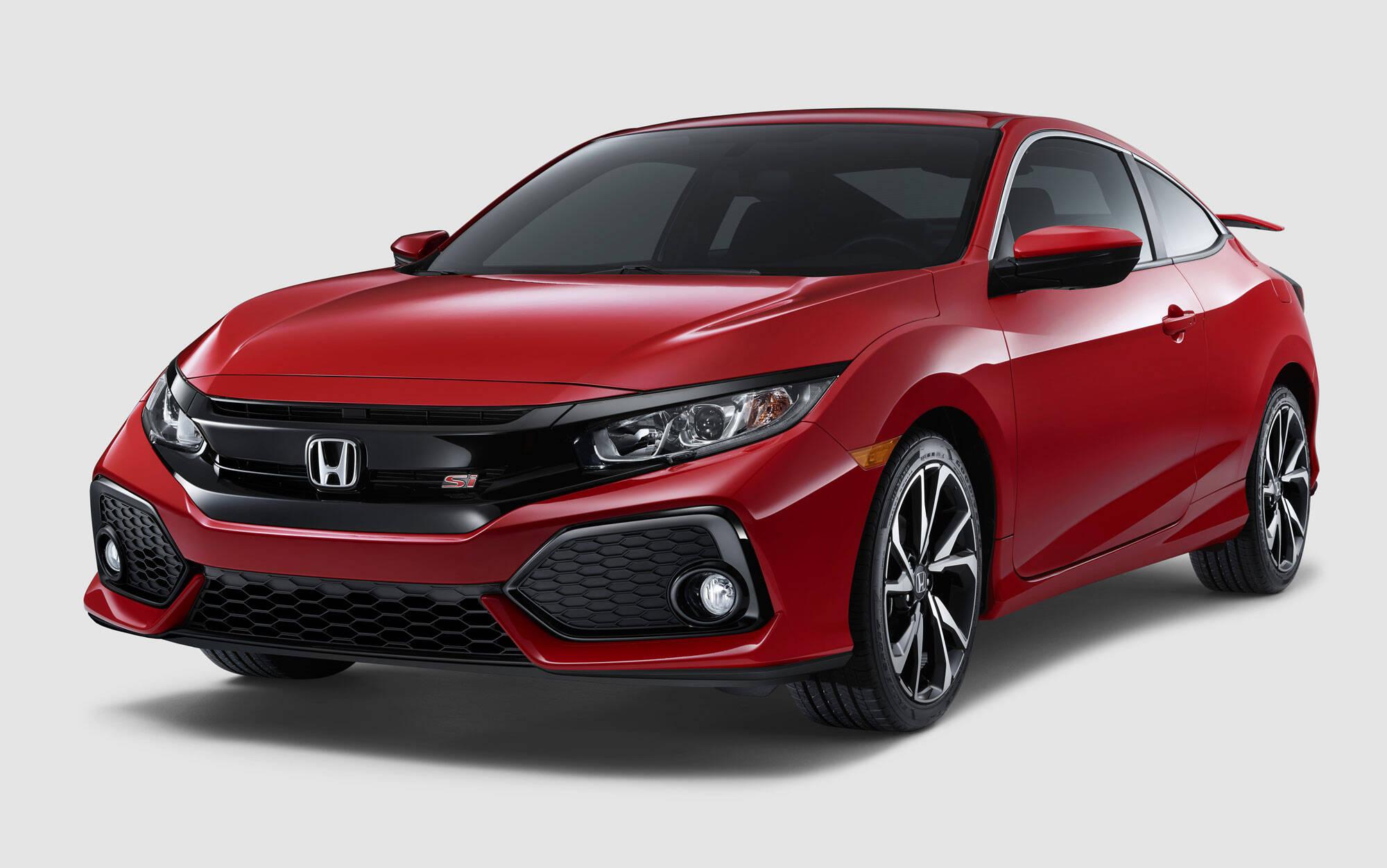 Honda Civic Si. Foto: Divulgação/Honda