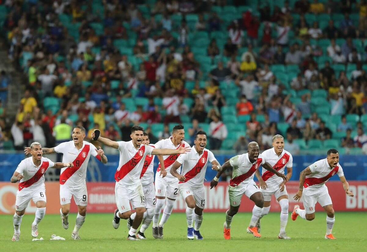 Foto: Reprodução / Seleção Peruana