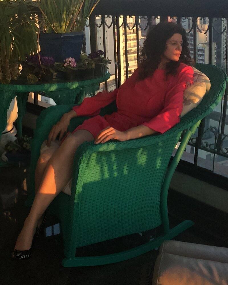Gilda Nomacce. Foto: Reprodução/ Instagram