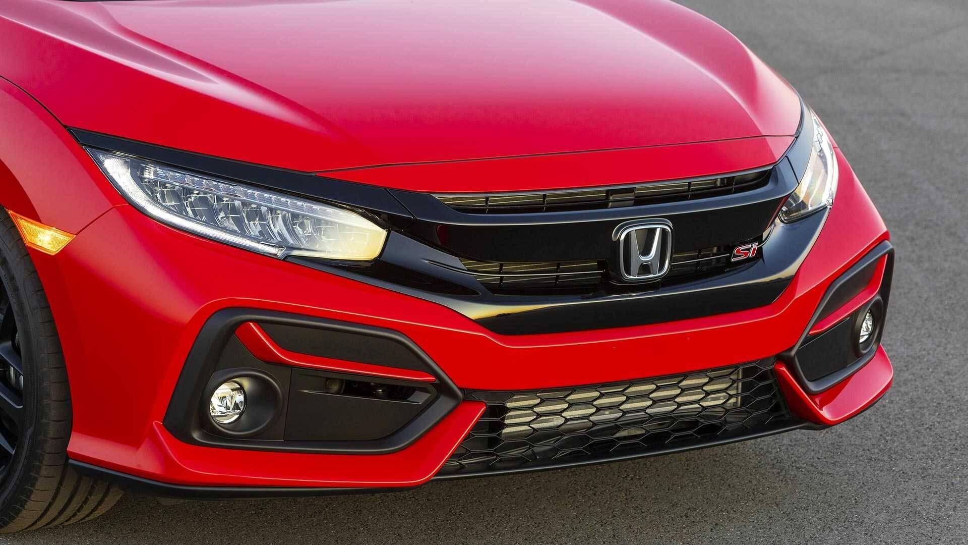 Honda Civic Si 2020. Foto: Divulgação