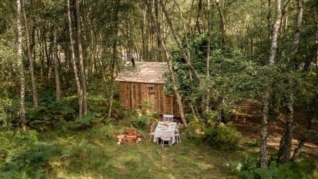 Cardápio da acomodação é todo inspirado em mel. Foto: Airbnb/Henry Woide