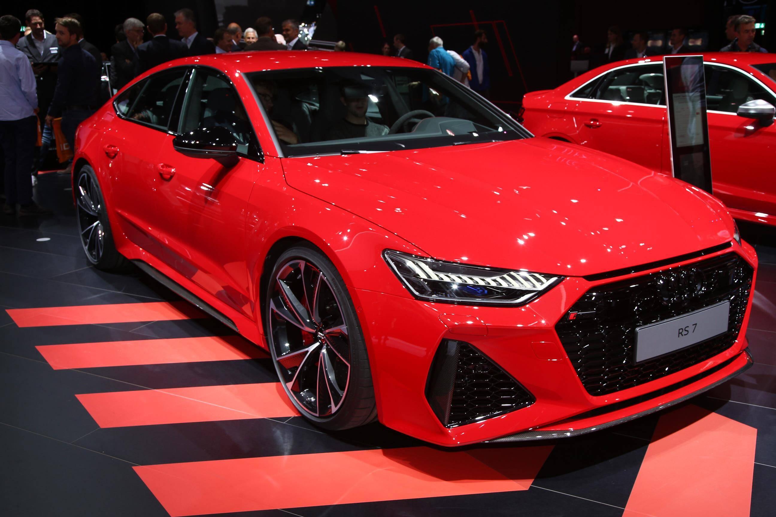 Audi RS7. Foto: Newspress