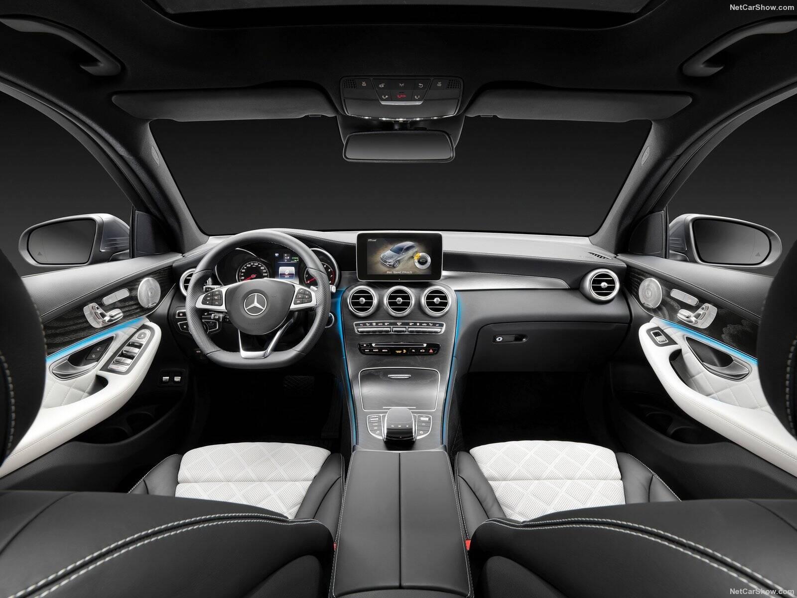 Mercedes-Benz GLC 250. Foto: Divulgação