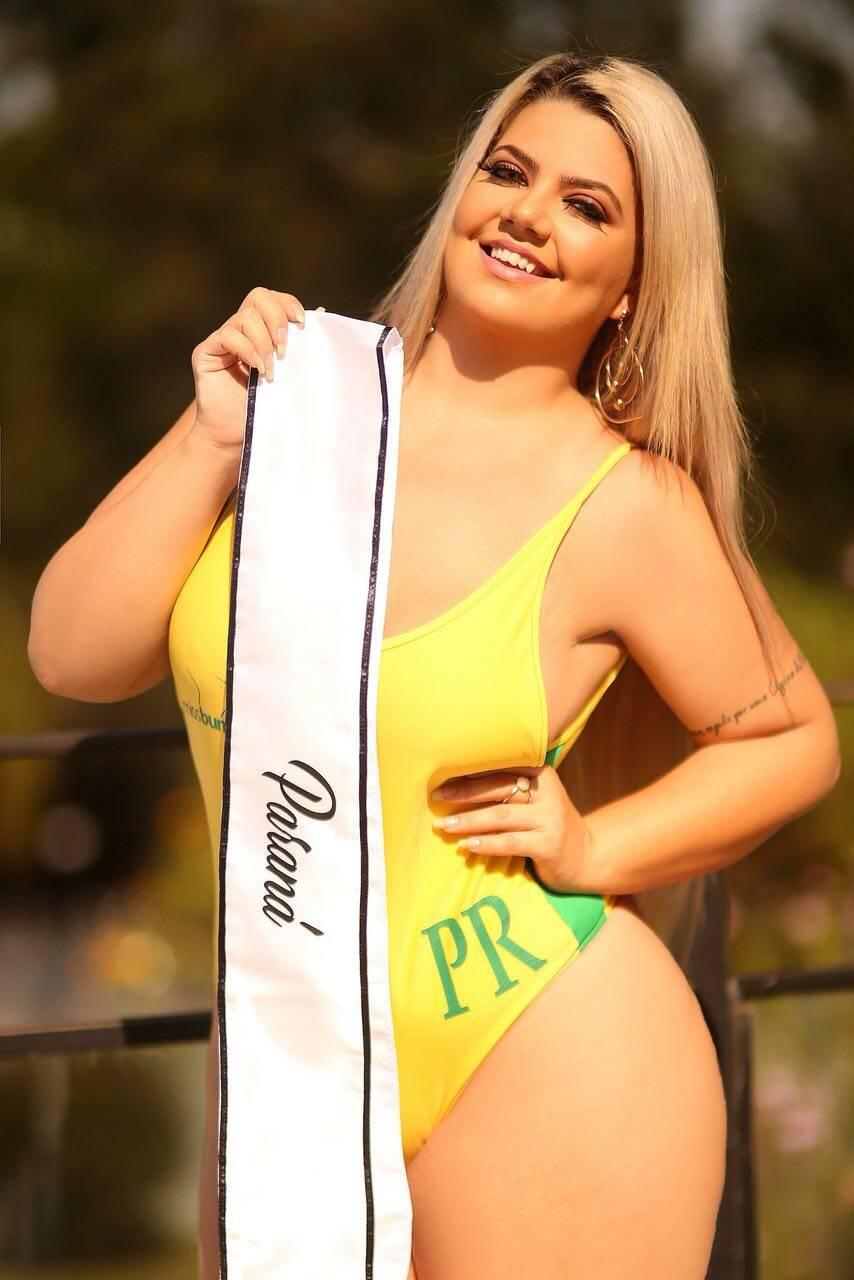 Débora Porto, 29 anos, 125cm de bumbum, Paraná, Jornalista. Foto:  PATRICK BRITO | MBB18