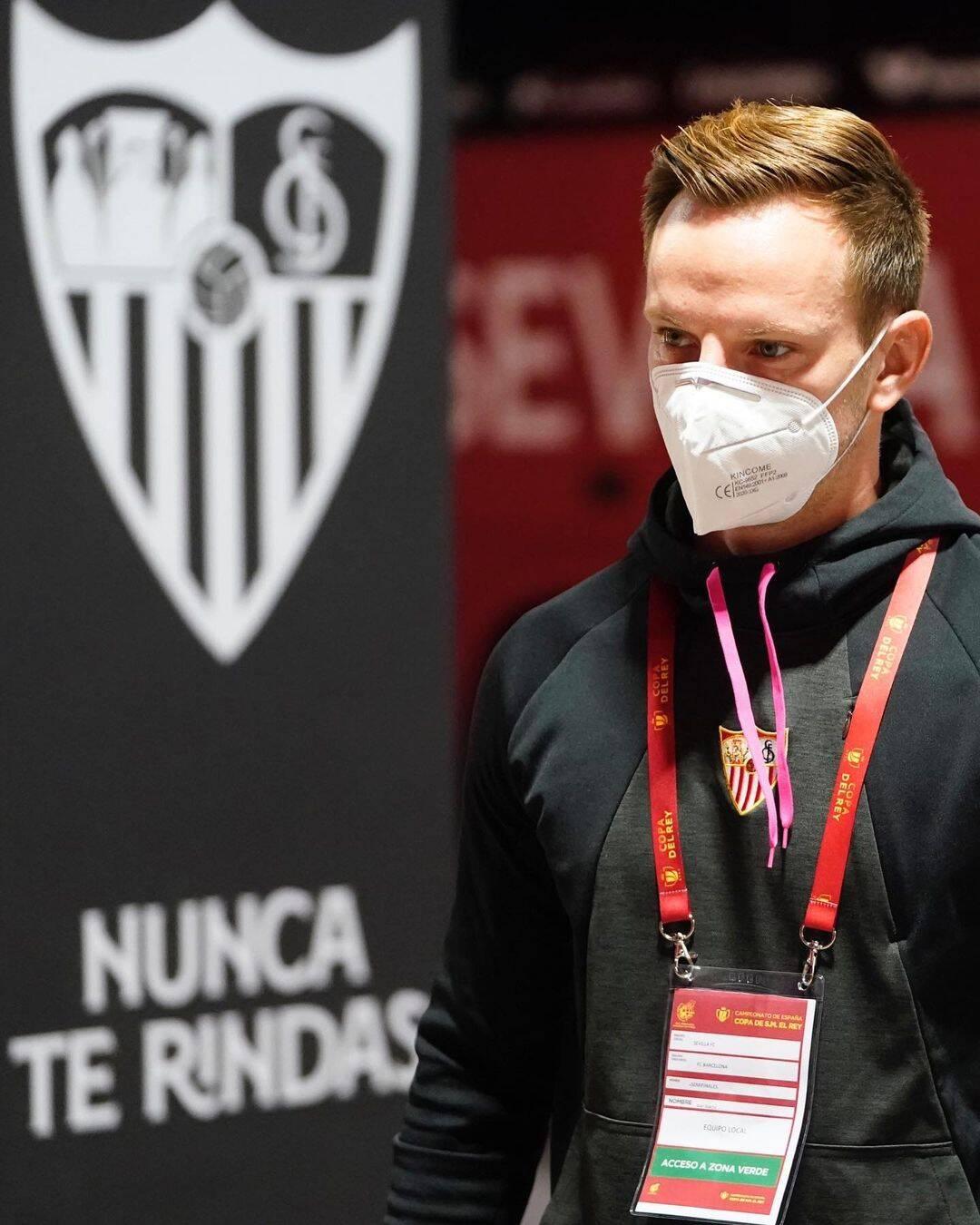 Sevilla x Barcelona. Foto: Reprodução / Instagram