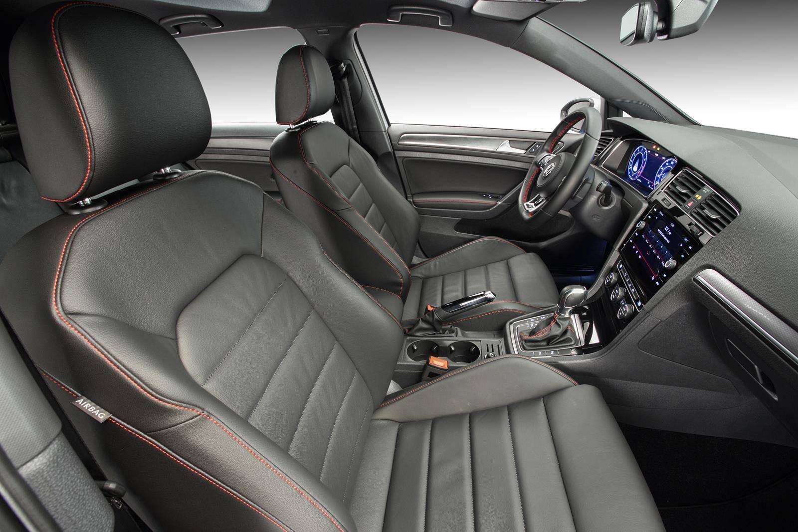 VW Golf GTI. Foto: Divulgação