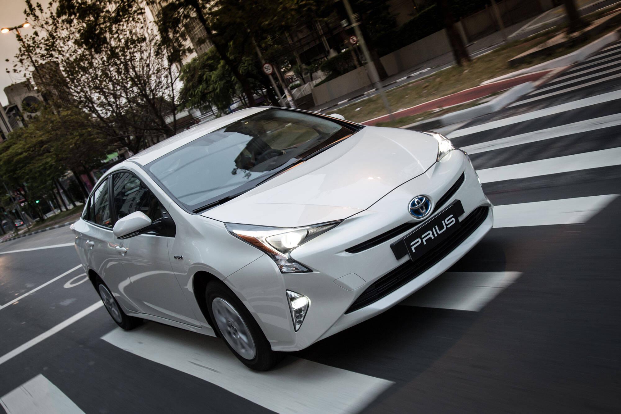 Toyota Prius. Foto: Divulgação/Toyota