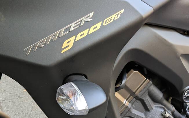 Yamaha Tracer 900 GT. Foto: Guilherme Marazzi