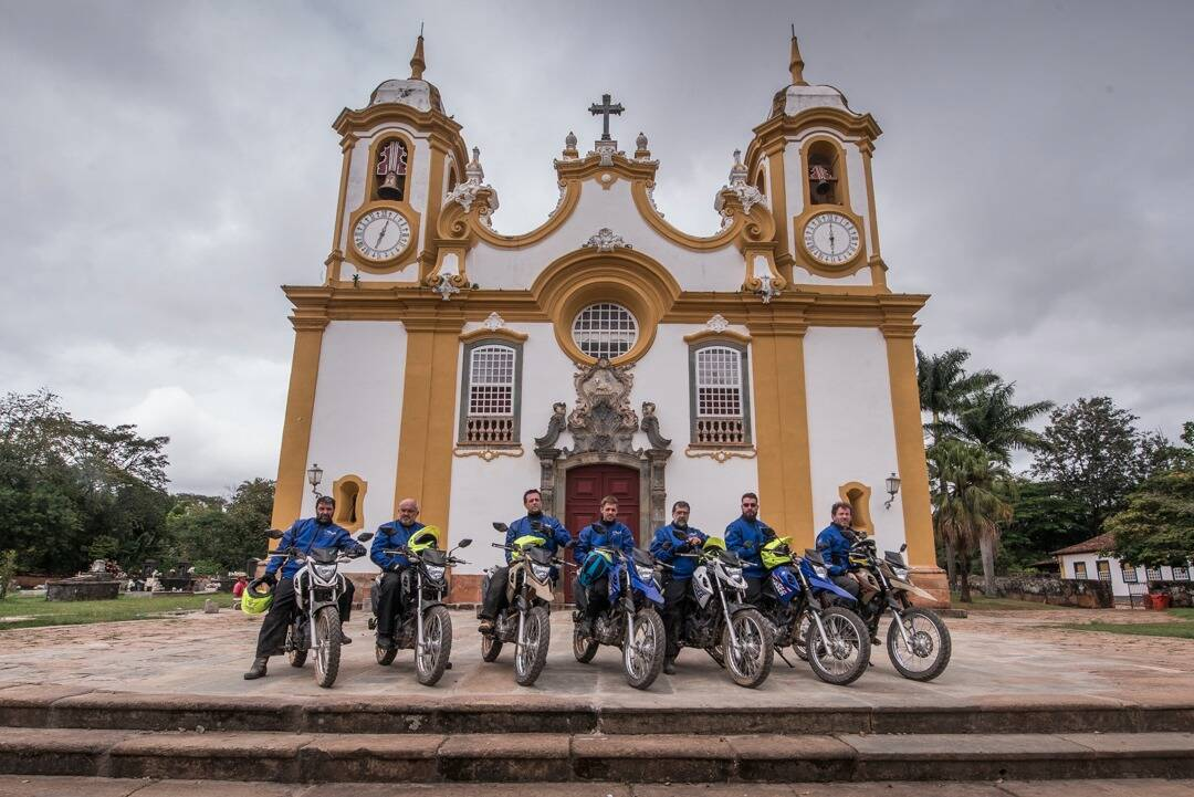 Yamaha Crosser. Foto: Gustavo Epifanio/Divulgação