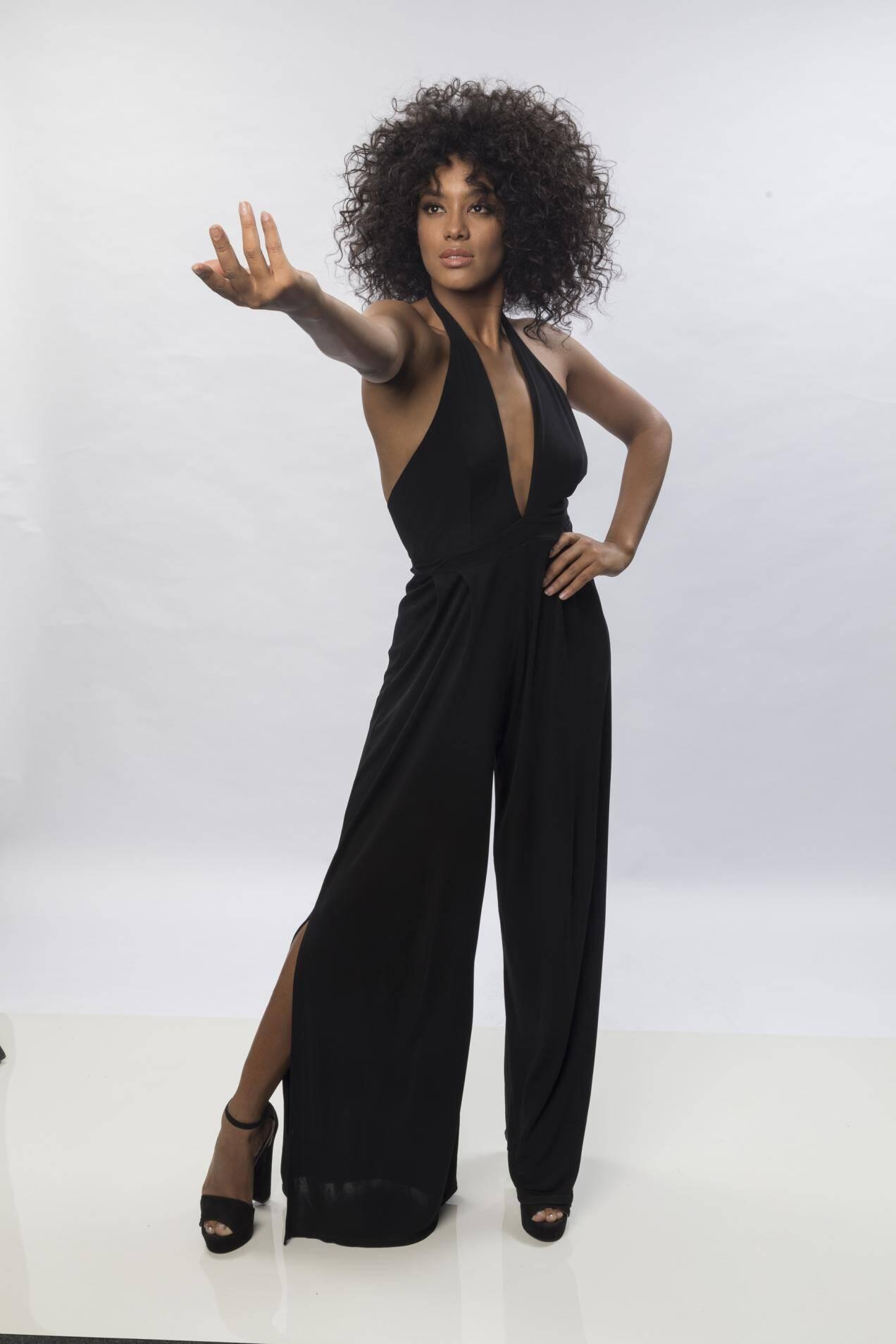Raissa Santana, modelo e digital influencer, 22 anos. Foto: Divulgação