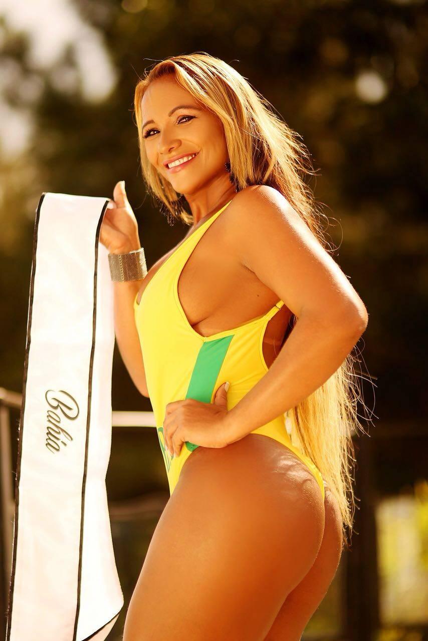 Lady Oliveira, 20 anos, 103cm de bumbum, Bahia. Foto: PATRICK BRITO | MBB18