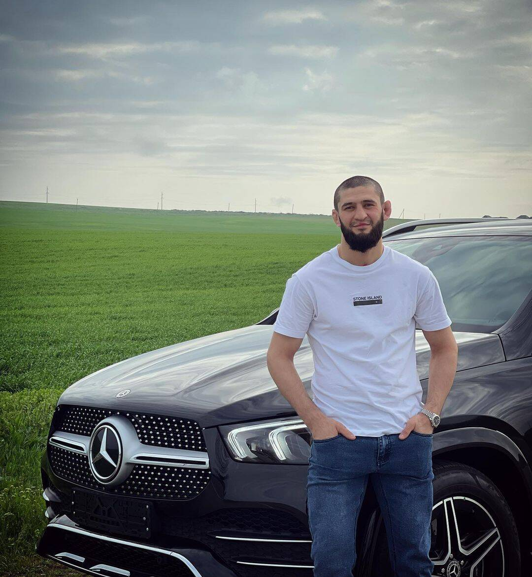 Foto: Khamzat Chimaev