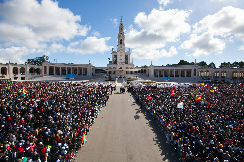 Fátima é um dos principais destinos do turismo religioso no mundo, e já foi visitada por oito papas. Foto: Turismo do Centro