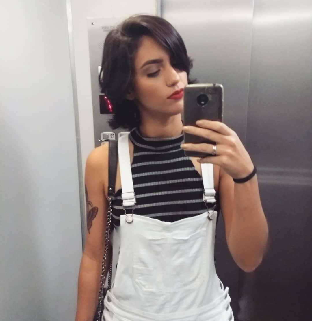 Carol Junger, nova namorada de José de Abreu. Foto: Reprodução/Instagram