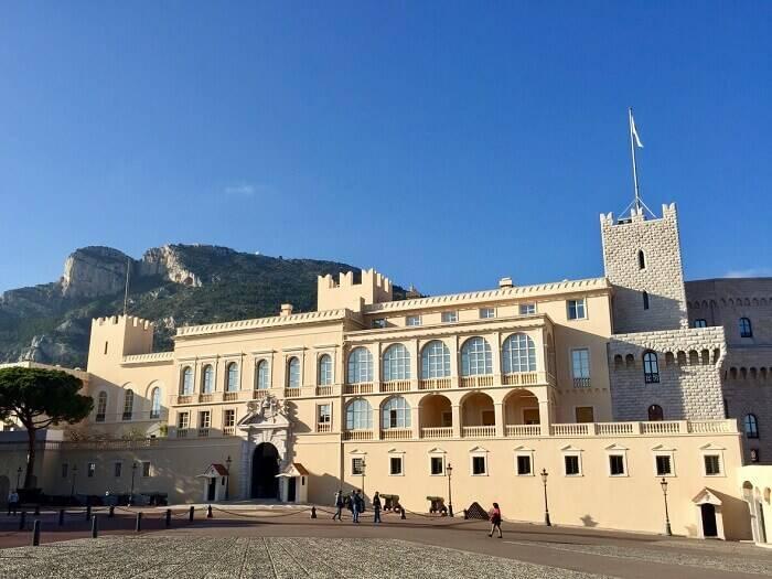 O Palácio do Príncipe de Mônaco oferece visita auto-guiada entre março e outubro. Foto: Dicas de Paris e da França