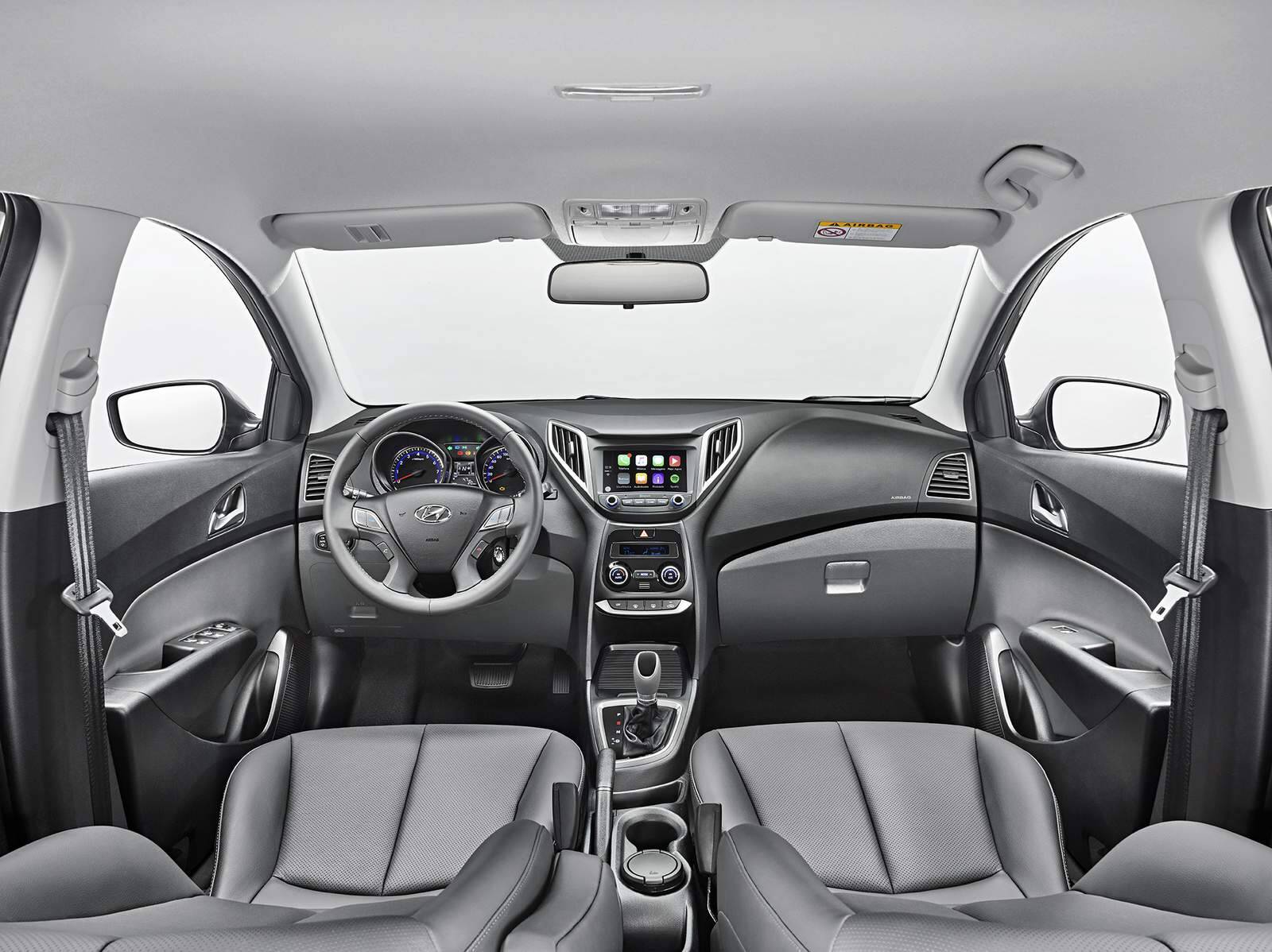 Hyundai HB20 S. Foto: Divulgação