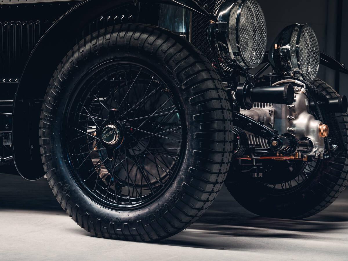 Bentley Blower Continuation Series. Foto: Divulgação