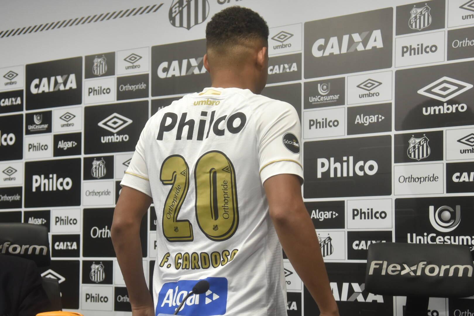 Foto: Divulgação / Santos