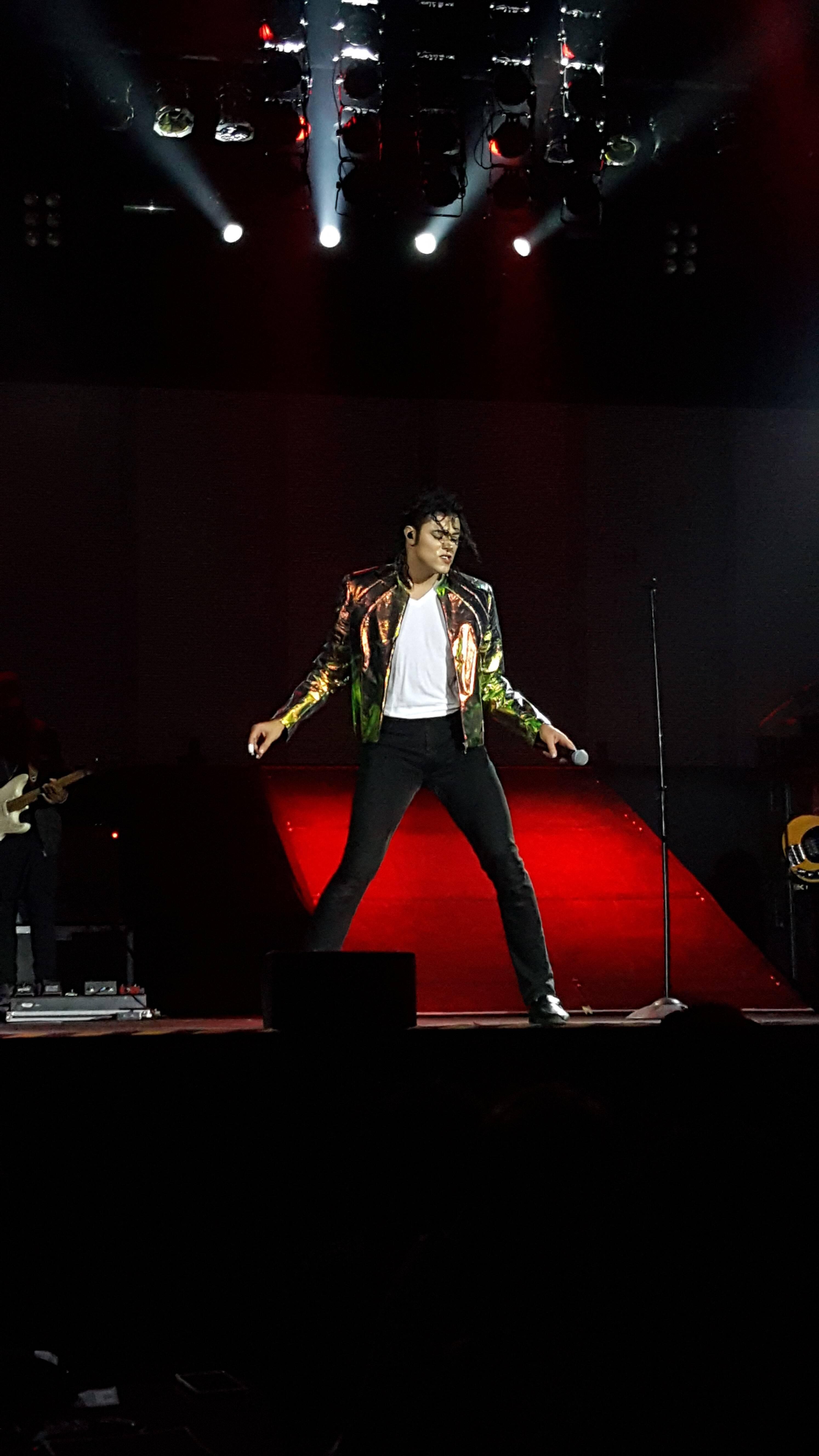 Rodrigo Teaser, cover Michael Jackson. Foto: Divulgação