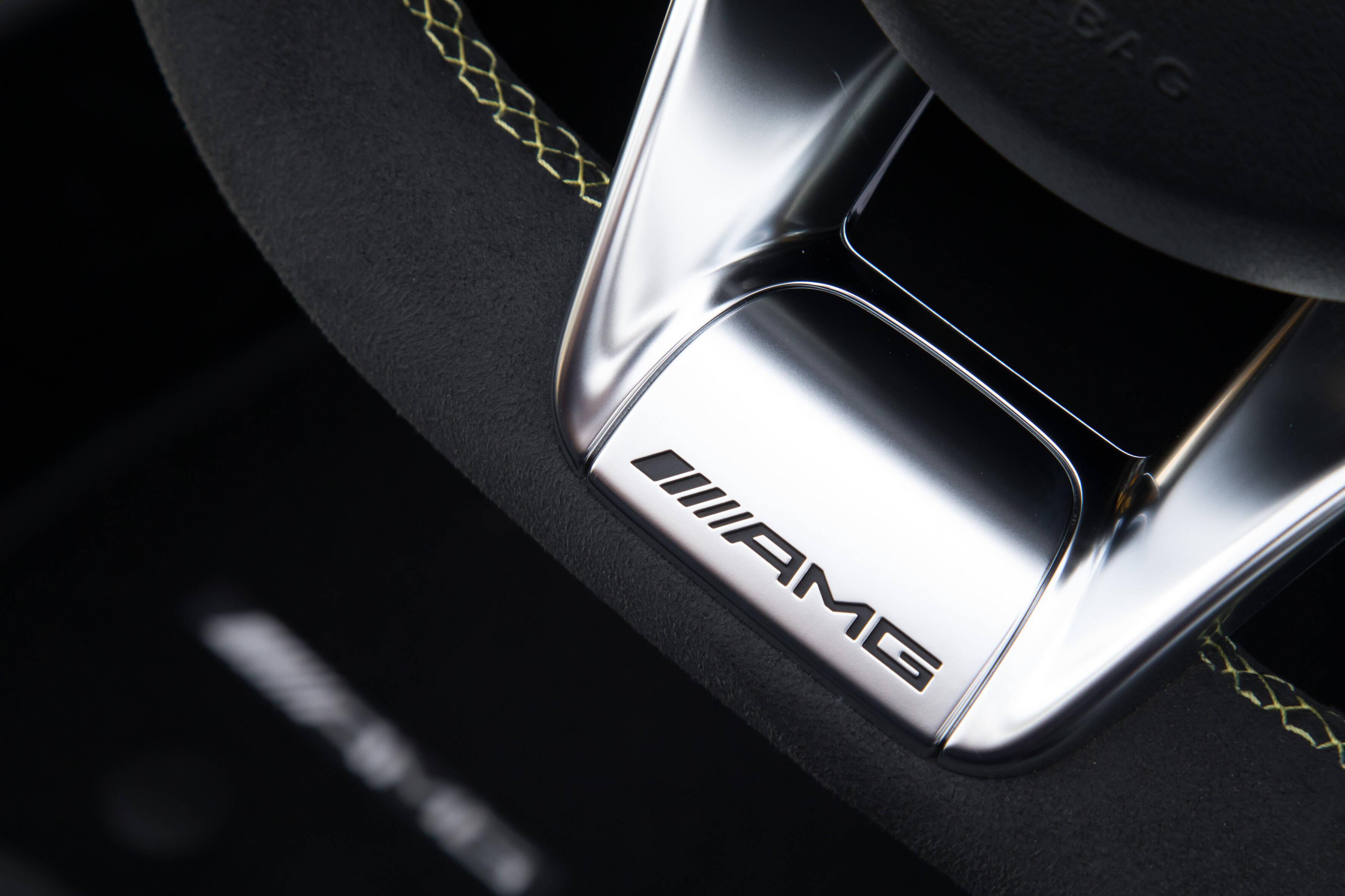 Mercedes-Benz AMG GT C. Foto: Divulgação