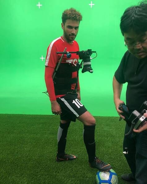Gabriel Lucas, sósia do Neymar. Foto: Reprodução/ Instagram