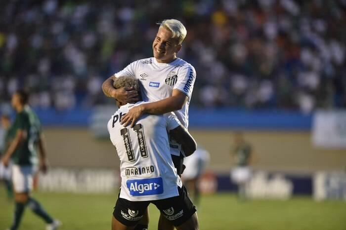 Foto: Reprodução/Twitter @SantosFC