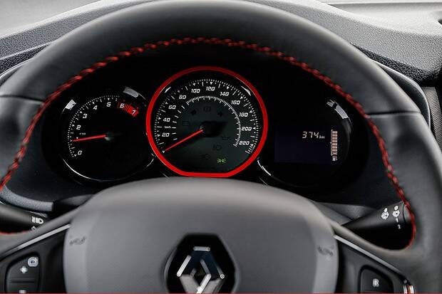Renault Sandero RS Racing Spirit. Foto: divulgação/Renault
