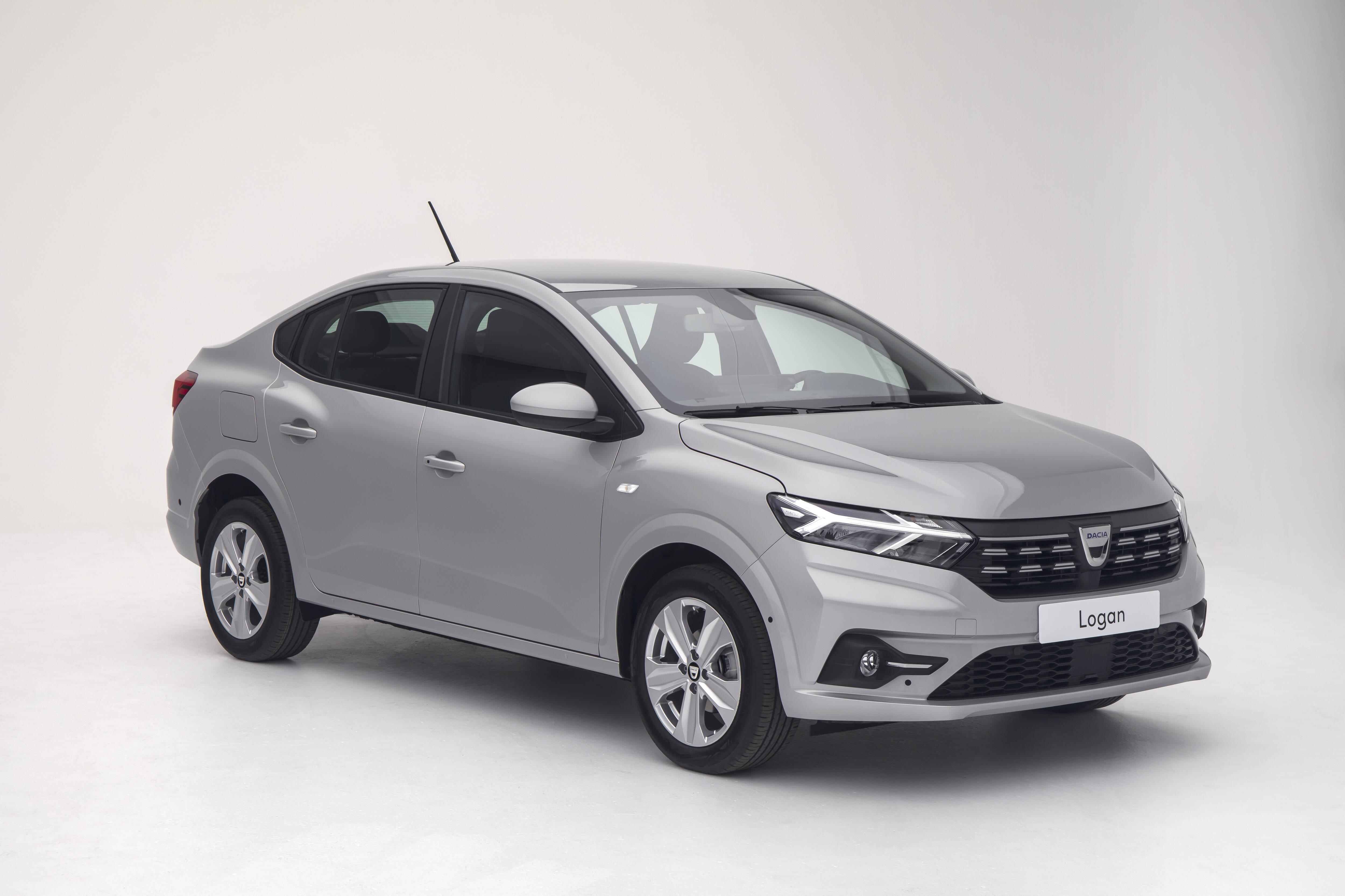 Desenho das peças dos novos Renault Logan e Sandero registrados no Inpi. Foto: Reprodução/INPI