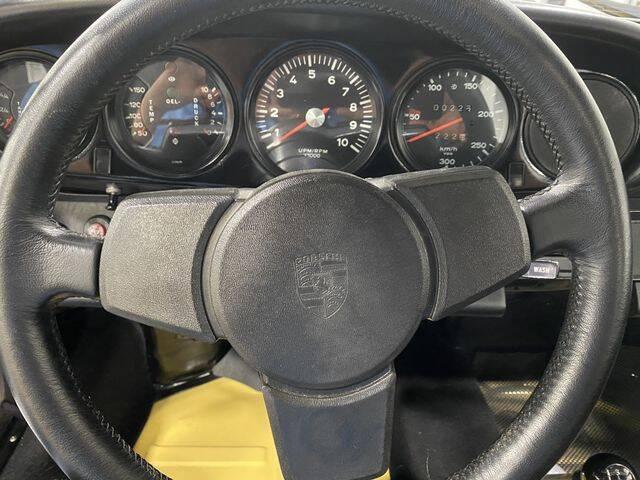 Porsche 911 RSR. Foto: Reprodução/Atlantis Motor Group