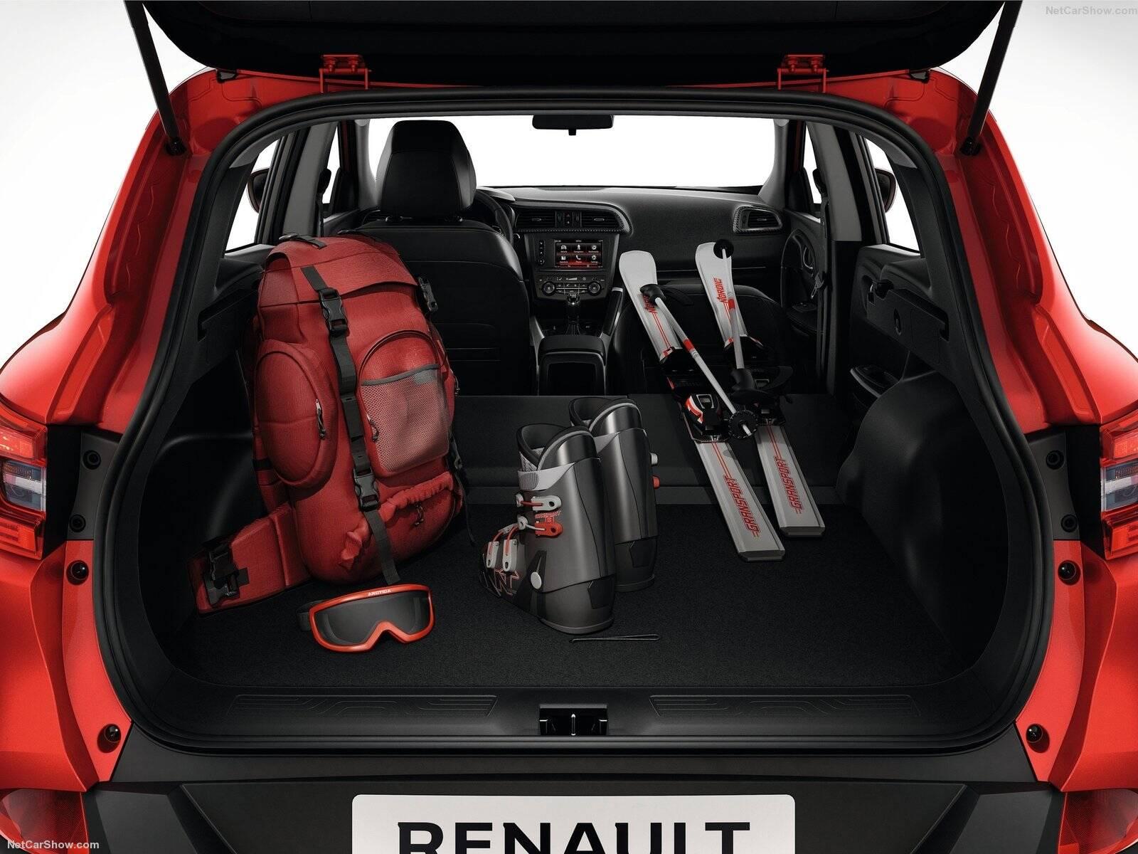 Renault Kadjar. Foto: Divulgação