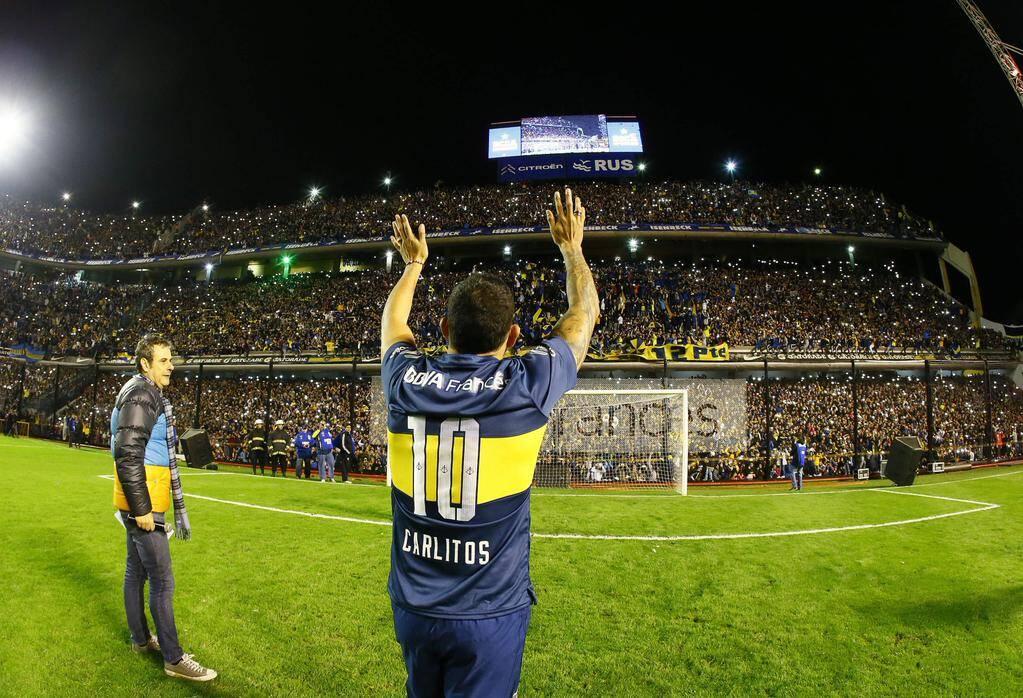 Foto: Boca Juniors/Divulgação