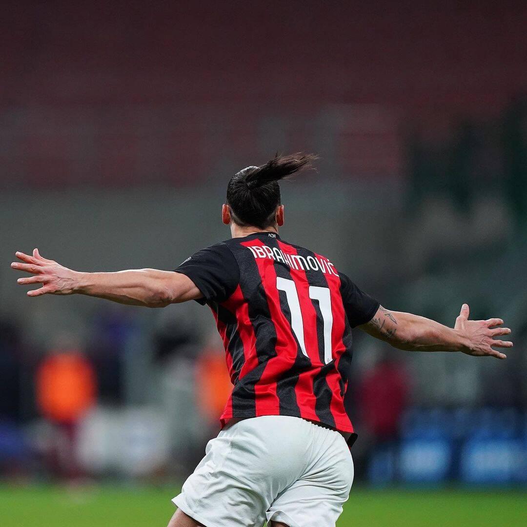 Inter de Milão x Milan. Foto: Reprodução / Instagram