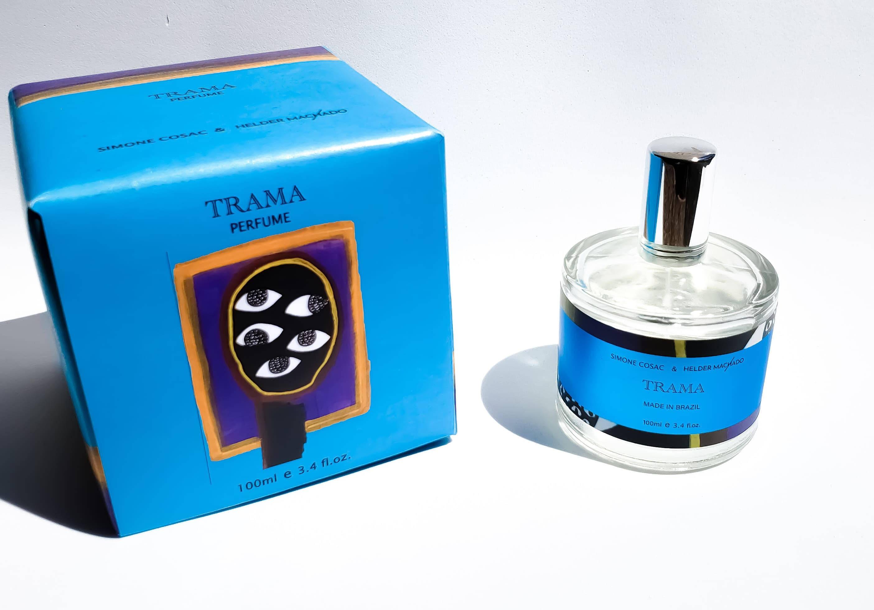Perfume Trama, de Simone Cosac e Helder Machado (R$380). Foto: Divulgação