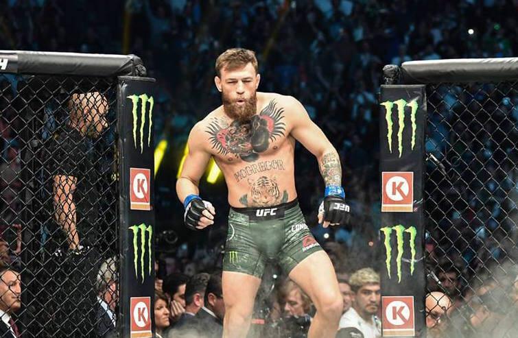 Conor McGregor - US$ 180 milhões. Foto: UFC/Divulgação