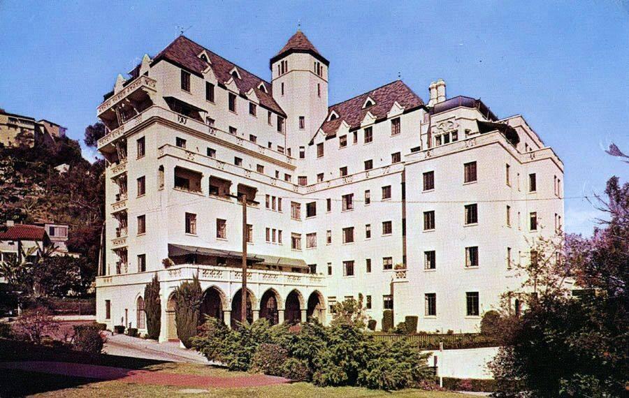 Chateau Marmont, em Los Angeles. Foto: Reprodução