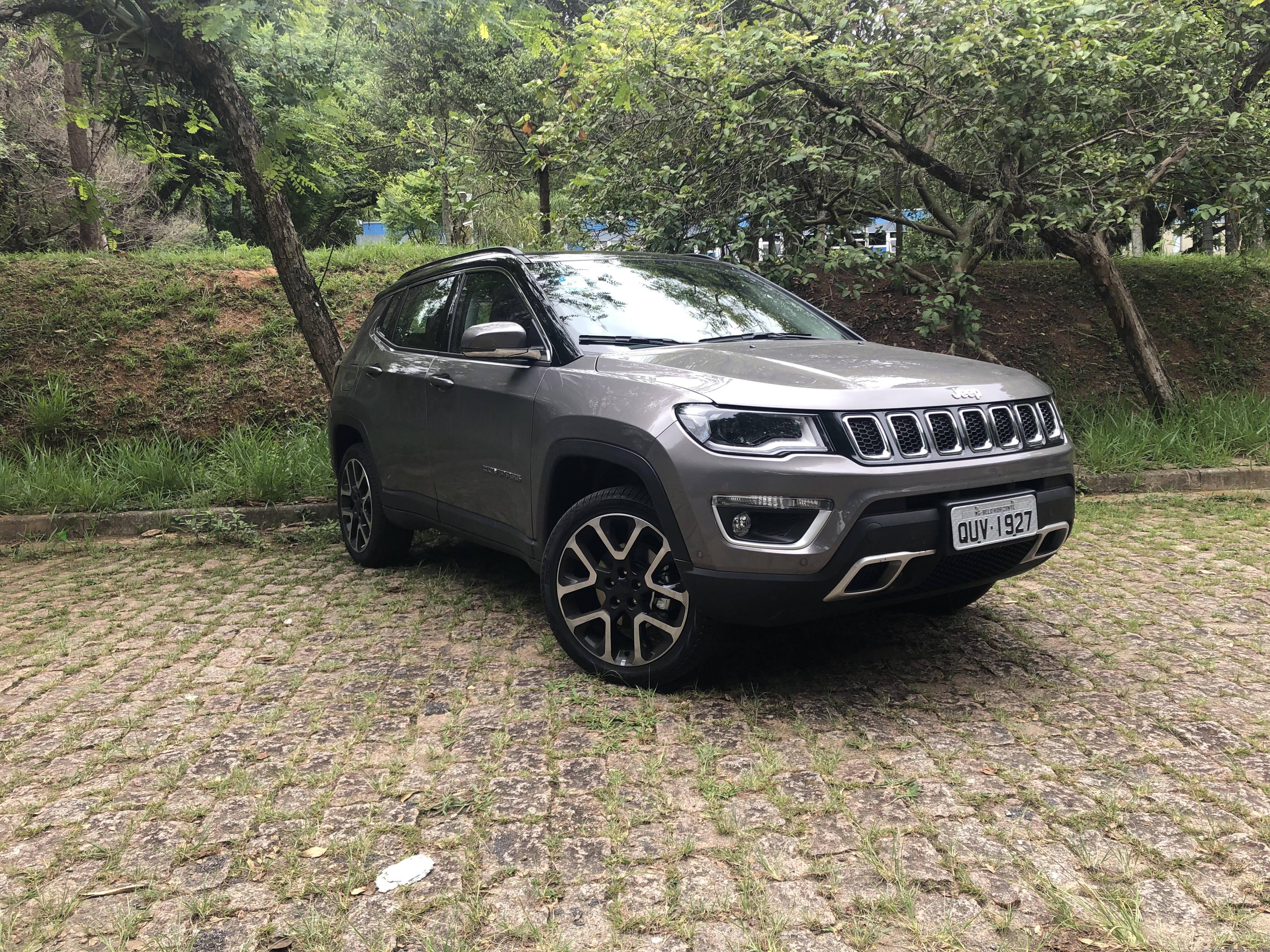 Jeep Compass Limited 2020. Foto: Caue Lira/iG