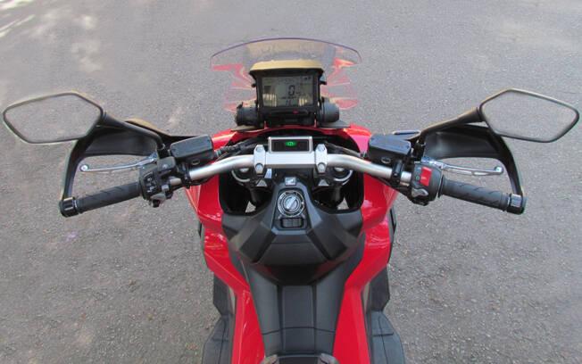 Honda X-ADV. Foto: Guilherme Marazzi