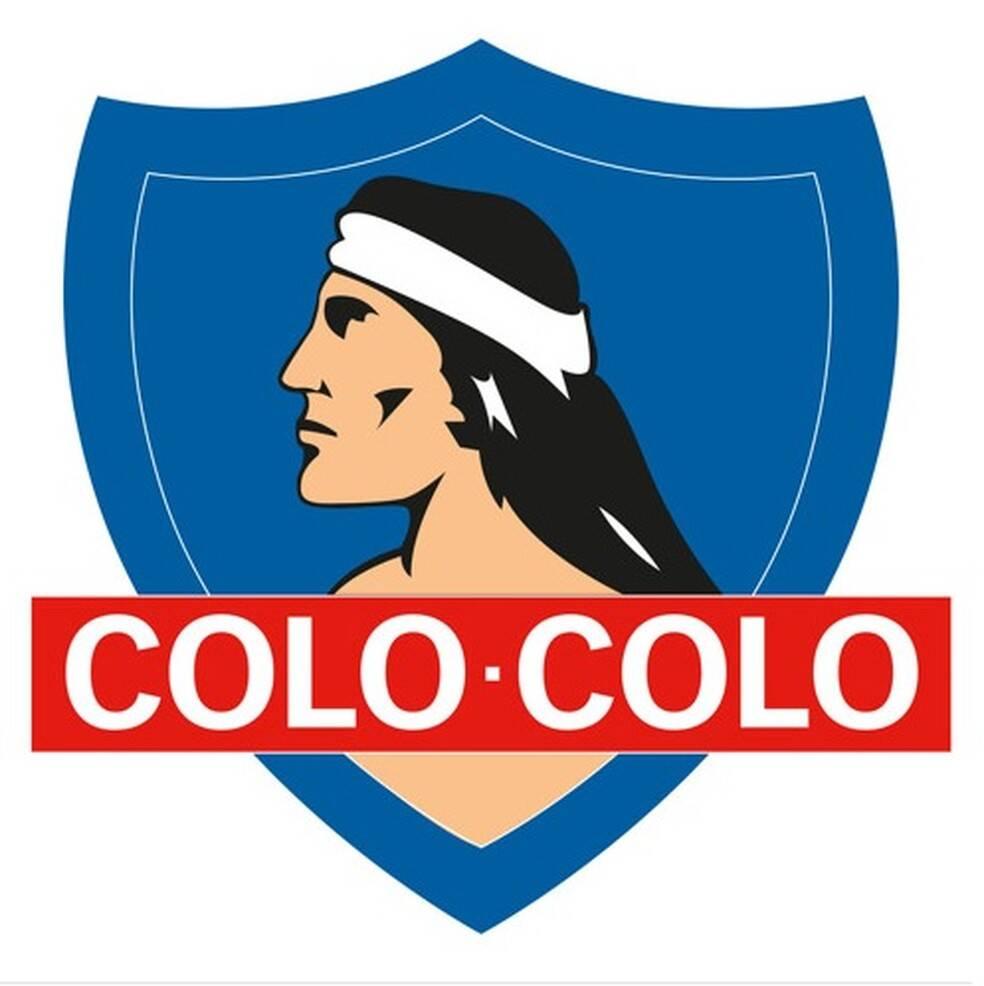 Escudo - Colo-Colo. Foto: Reprodução
