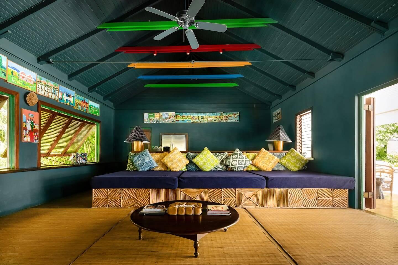 Um estúdio de ioga. Foto: Airbnb