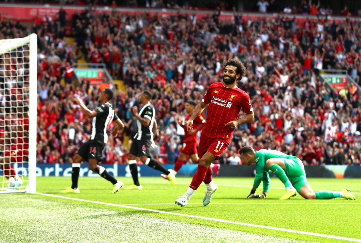 Foto: Liverpool/Reprodução/Twitter