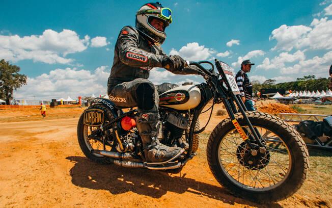 Harley-Davidson. Foto: Divulgação e Gabriel Marazzi