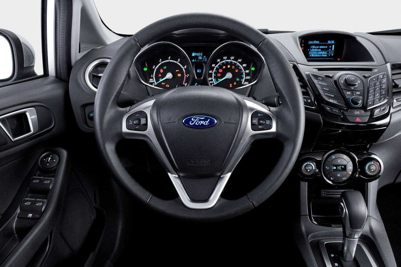 Ford Fiesta 1.0 EcoBoost. Foto: Divulgação/Ford