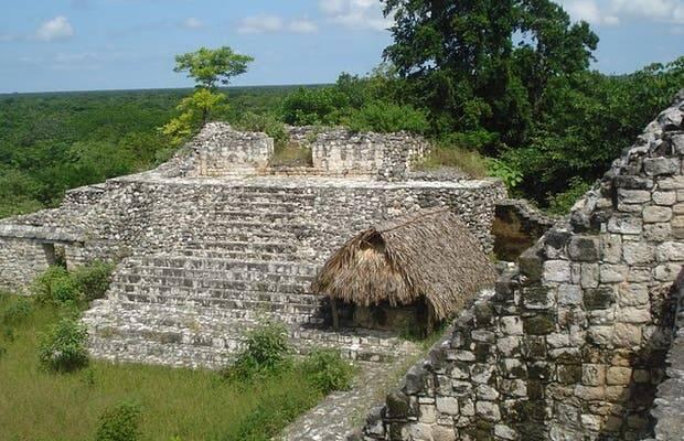 Ruínas Ek Balam, no México. Foto: Reprodução