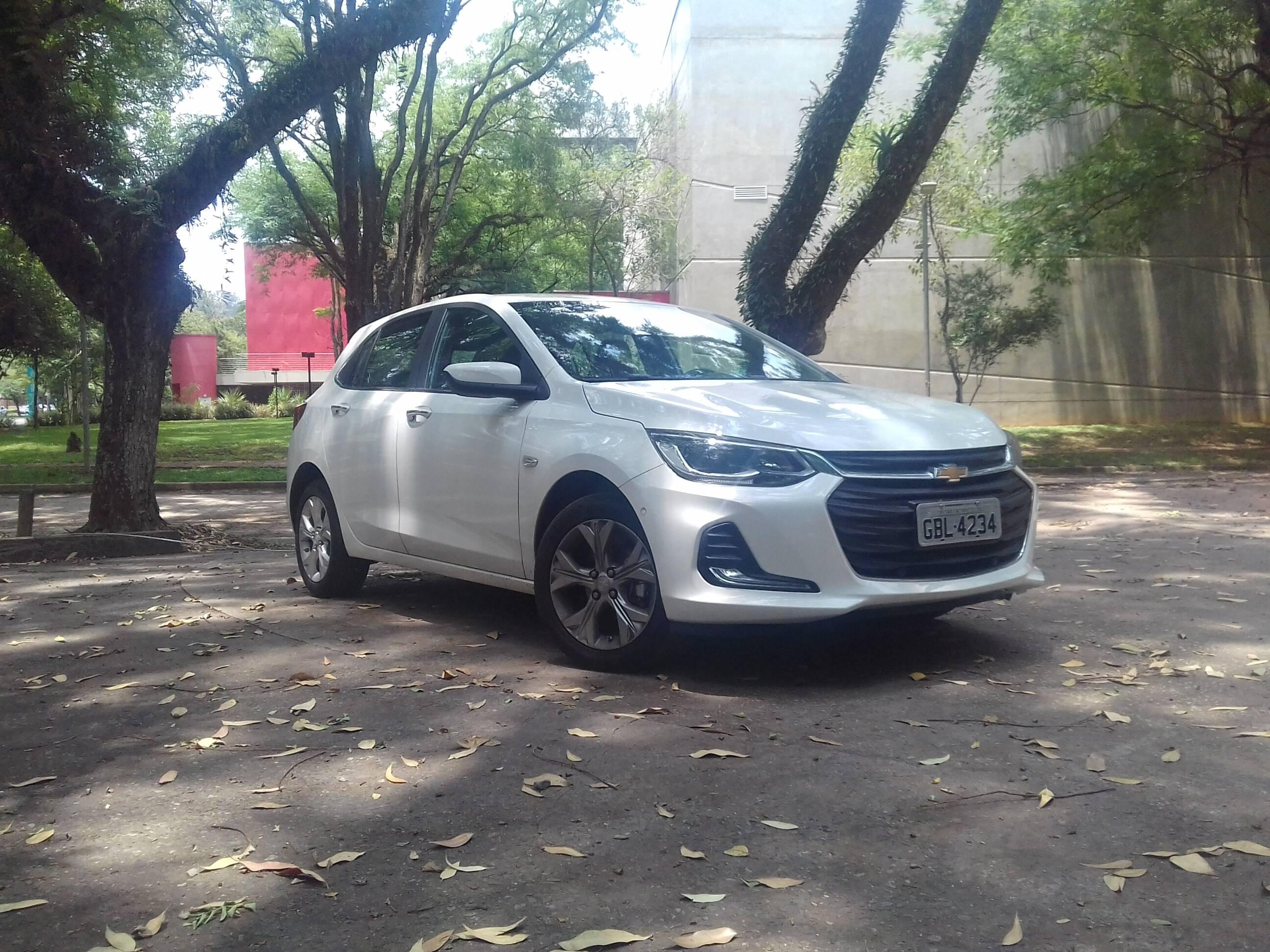 Chevrolet Onix Premier. Foto: Carlos Guimarães/iG