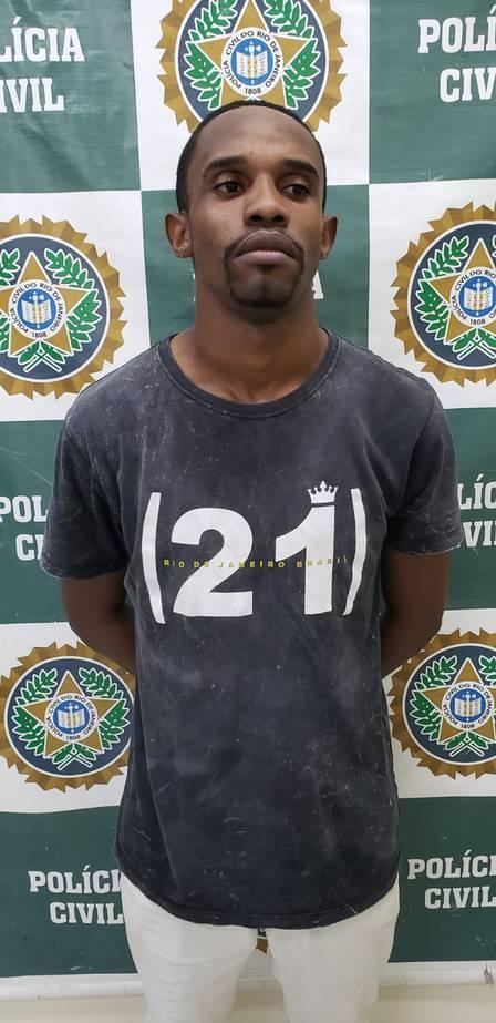 Lucas Guimarães era padrasto da vítima . Foto: Divulgação