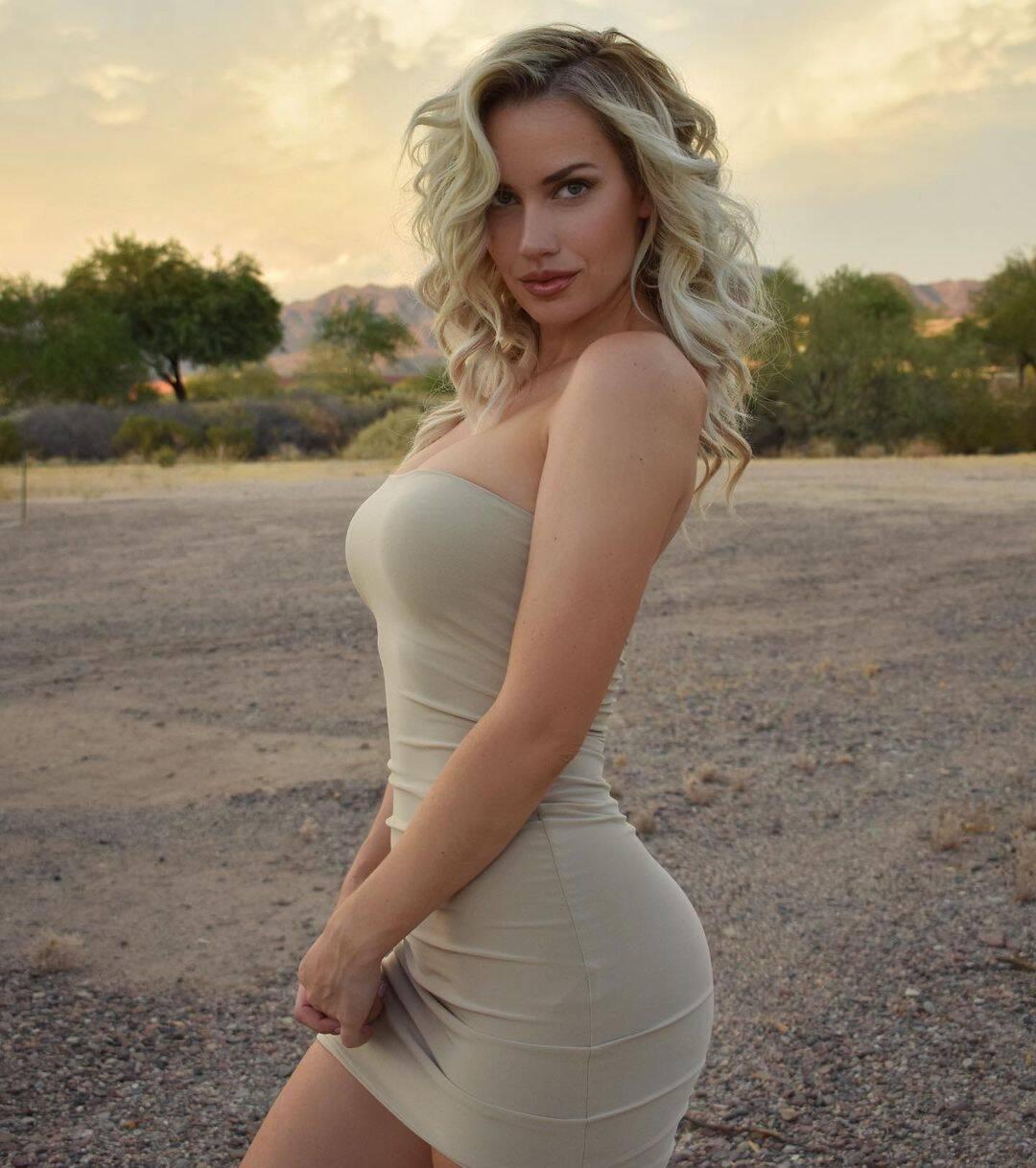 Paige Spiranac. Foto: Reprodução / Instagram