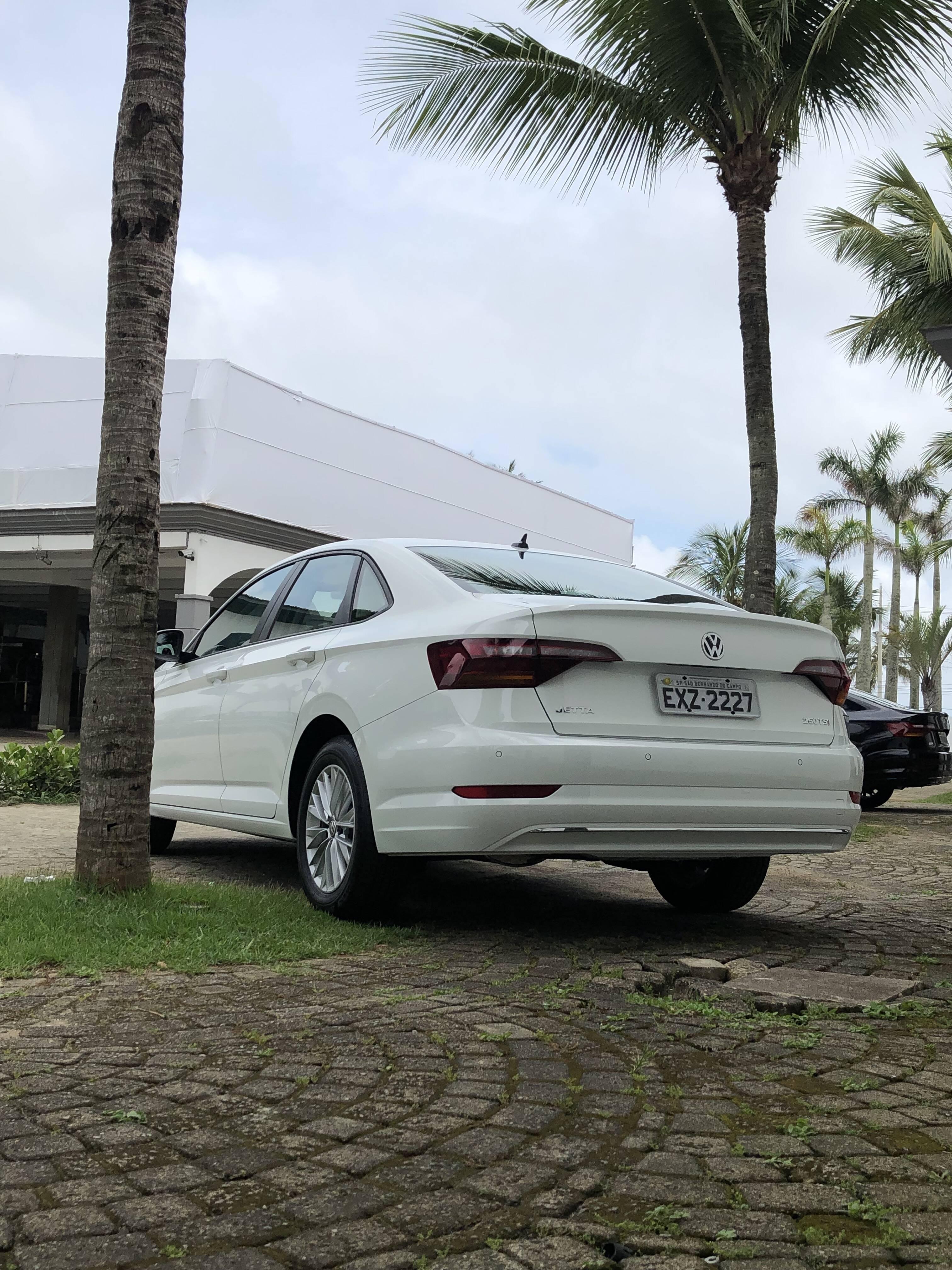 VW Jetta. Foto: Renato Maia/Falando de Carro