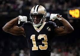 16 - Michael Thomas (New Orleans Saints/NFL). Foto: Instagram
